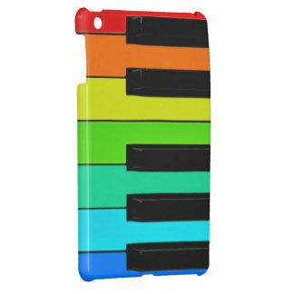 Clavier d'arc-en-ciel coque iPad mini