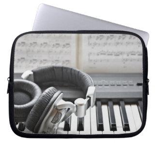 Clavier de piano électrique housses pour ordinateur portable