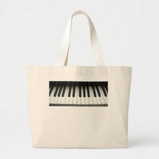 Clavier de piano grand sac
