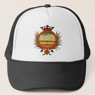 Clé de la casquette de baseball d'arts