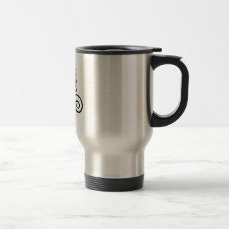 Clé de Steampunk Mugs À Café