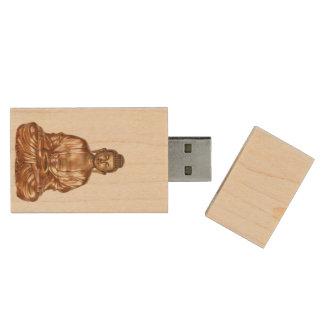 CLÉ USB 2.0 EN BOIS