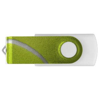 Clé USB Balle de tennis personnalisable