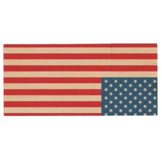 Clé USB Bannière étoilée de drapeau des Etats-Unis