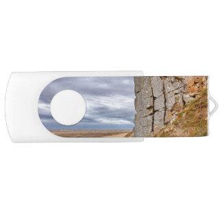 Clé USB Colonnes de basalte dans Gerduberg Islande