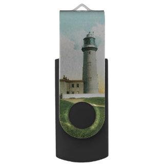 Clé USB Commande d'instantané de Flamborough Lighthouse