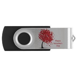 Clé USB Commande d'instantané d'USB de heureuse