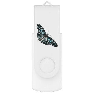 Clé USB Commande d'instantané d'USB de papillon