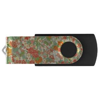 Clé USB Commande florale d'instantané d'USB