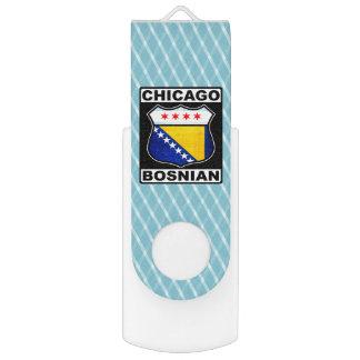 Clé USB Commande instantanée américaine bosnienne de