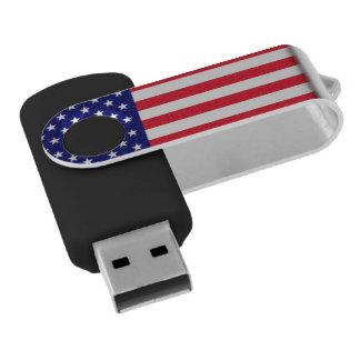 Clé USB Commande instantanée orientée des Etats-Unis