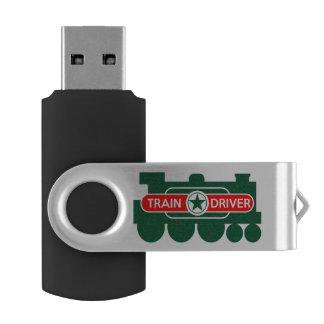 Clé USB Conducteur de train
