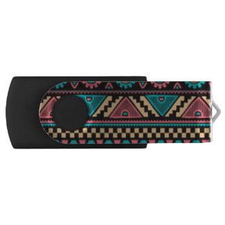 Clé USB Copie africaine de motif