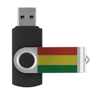 Clé USB Drapeau de la Bolivie