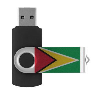 Clé USB Drapeau de la Guyane