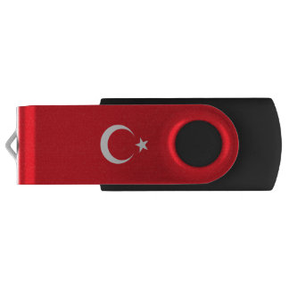 Clé USB Drapeau de la Turquie