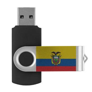Clé USB Drapeau de l'Equateur