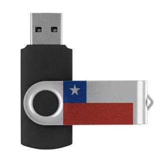 Clé USB Drapeau du Chili