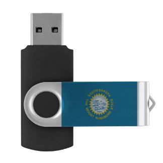 Clé USB Drapeau du Dakota du Sud