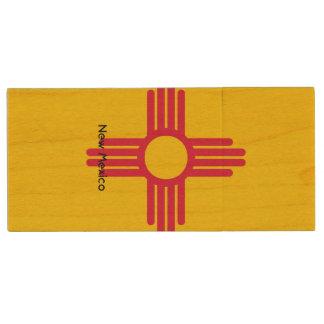 Clé USB Drapeau du Nouveau Mexique