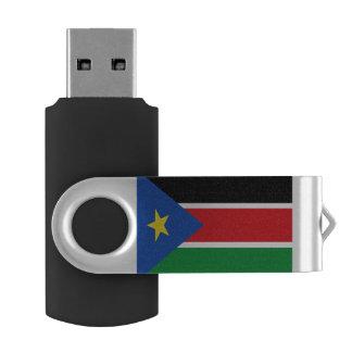 Clé USB Drapeau du sud du Soudan