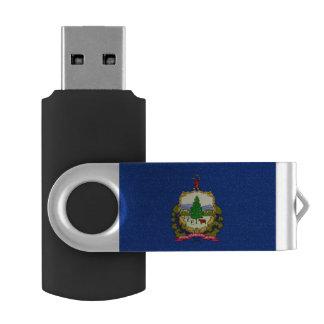 Clé USB Drapeau du Vermont