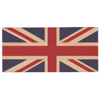 Clé USB Drapeau patriotique du Royaume-Uni