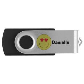 "Clé USB ""Emoji"" USB personnalisé"