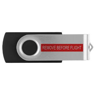 Clé USB Enlevez avant vol