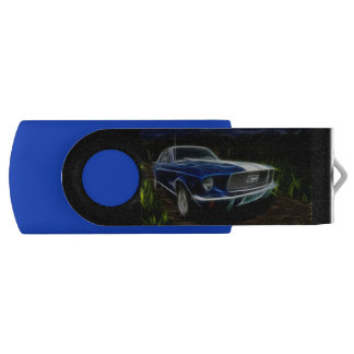 Clé USB Foudre de voiture