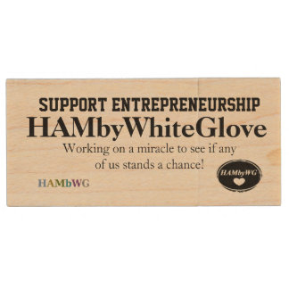 Clé USB HAMbWG - éclair d'USB - esprit d'entreprise de