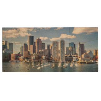 Clé USB Horizon de Boston de bord de mer