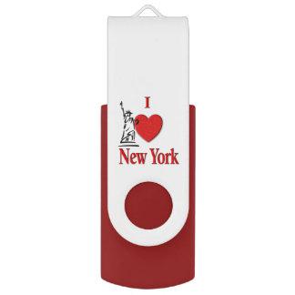 Clé USB I amant NY