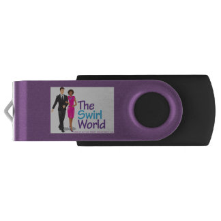 Clé USB La commande d'instantané d'USB du monde de remous