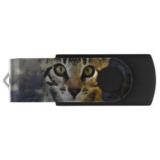 Clé USB Le Bengale mignon Kitty
