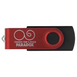 Clé USB PARADOXE de TEMPS et d'ESPACE PAR Jetpackcorps