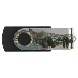 Clé USB Pier du nord, commande d'instantané de Bridlington