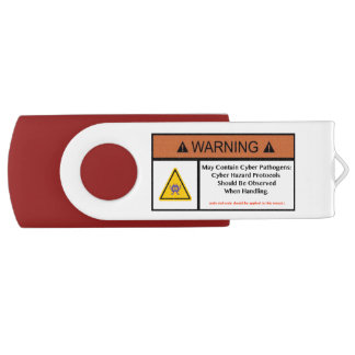 Clé USB Unité d'isolement d'agent pathogène de Cyber