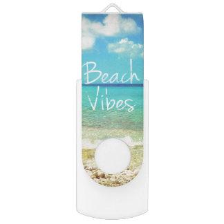 Clé USB Vibraphone de plage