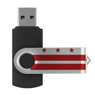 Clé USB Washington, drapeau de C.C