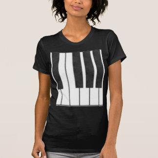 Clés de piano dans la clé de moi ! t-shirt