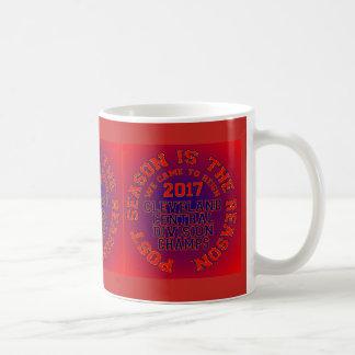 Cleveland 2017 champions centraux de Division Mug