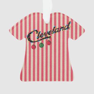 Cleveland dans la chemise de lumières