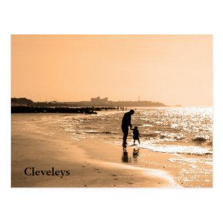 Cleveleys Carte Postale