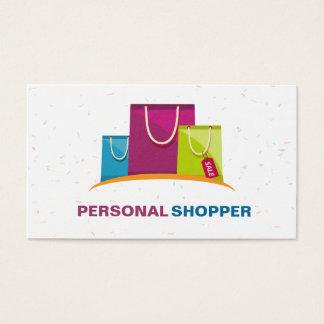 Client personnel de consultant en matière de mode cartes de visite