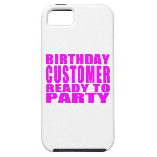 Clients Client d anniversaire prêt à party Coques iPhone 5 Case-Mate