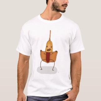 Clignoteur de Corndog T-shirt