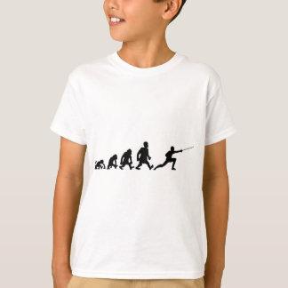 clôture de darwin t-shirt