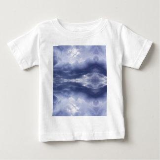 Cloud mirror t-shirt pour bébé