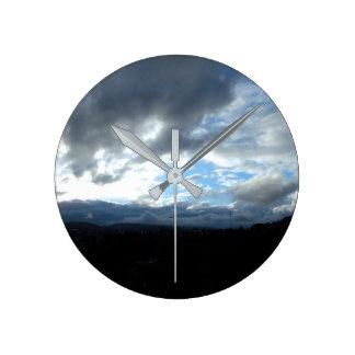 #cloudsporn de CB Horloge Ronde
